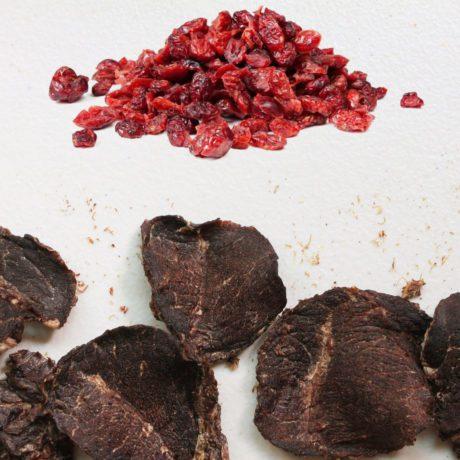 S10B3. 蔓越莓牛肉片70g
