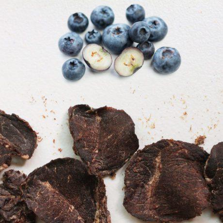 S5B3. 藍莓牛肉片70g