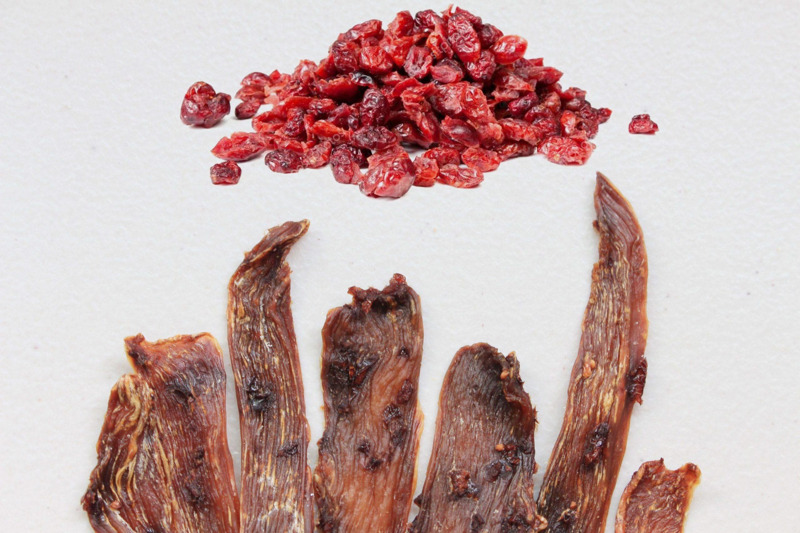 S10C4. 蔓越莓雞胸薄片85g