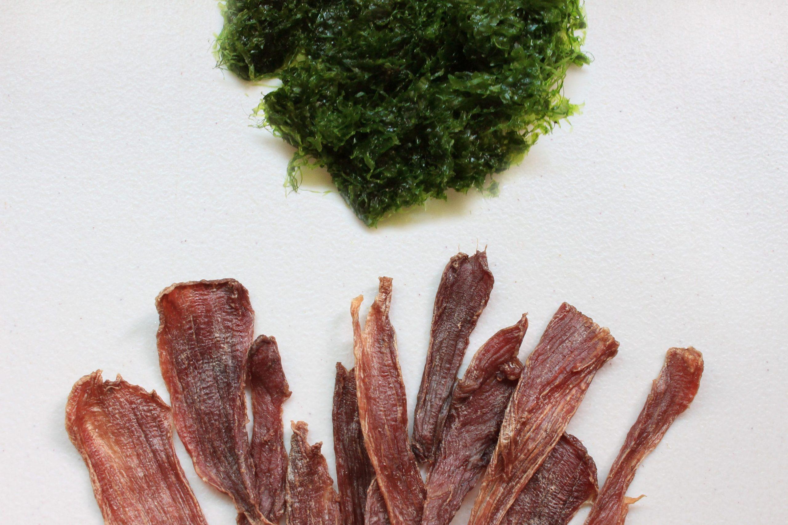 S4P1. 海藻豬肉片75g