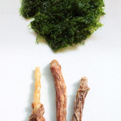 S4P2. 海藻豬肉皮骨捲10支