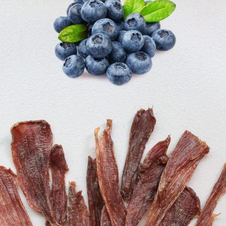 S5P1. 藍莓豬肉片75g