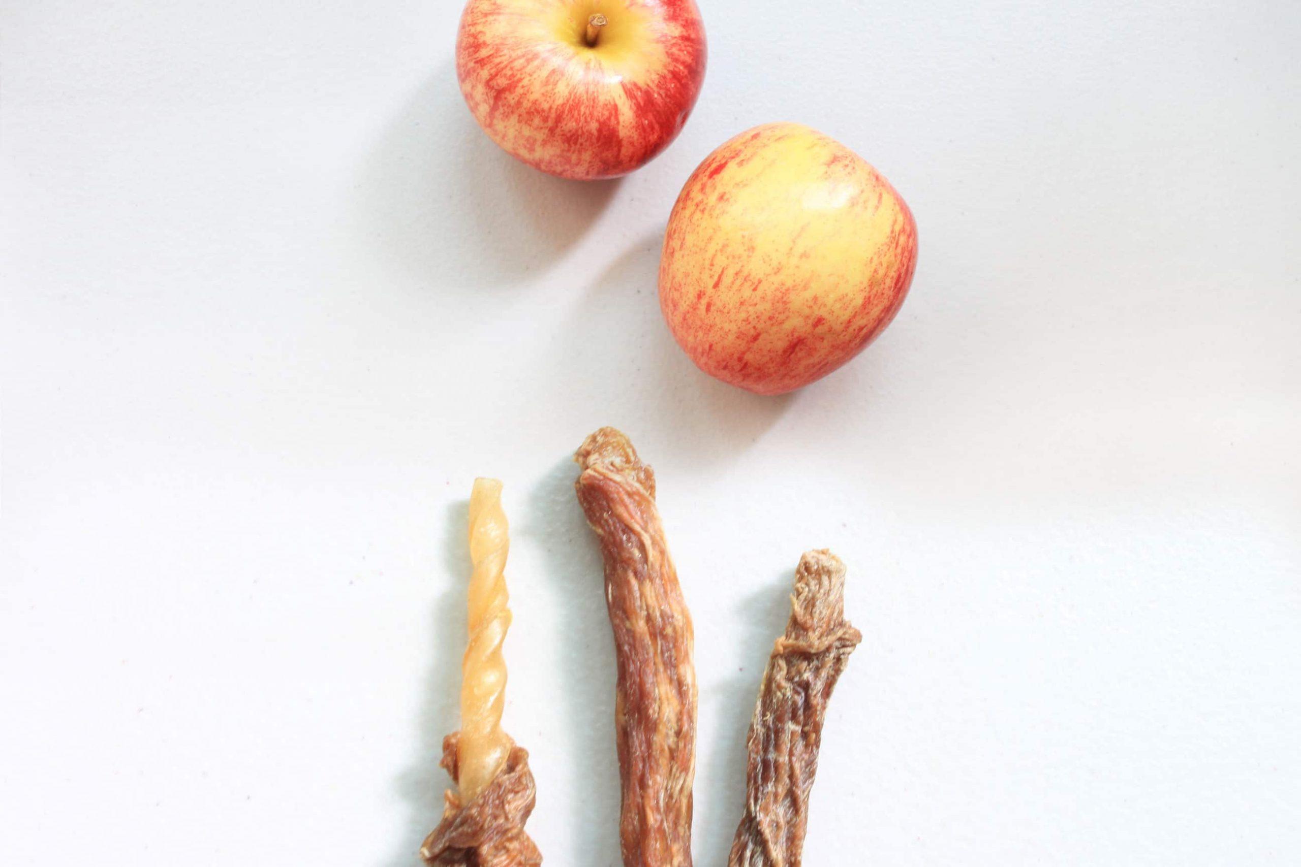 S6P2. 蘋果豬肉皮骨捲10支