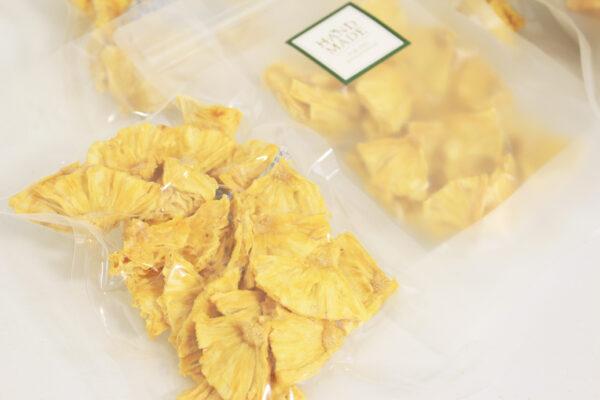 纖美身材聖品低溫烘乾台灣在地鳳梨果乾