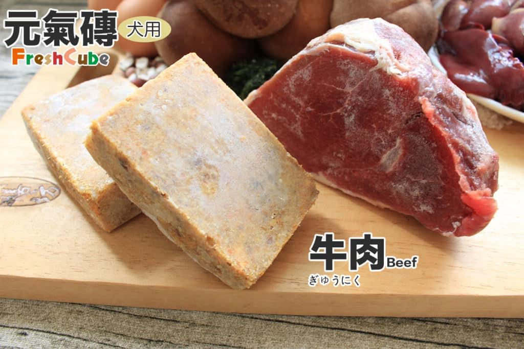 寵物鮮食元氣磚狗_牛肉_1